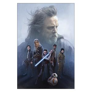 Star Wars. Размер: 30 х 45 см